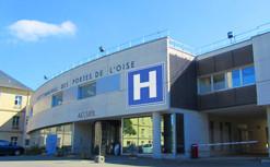 Taxi Beaumont sur Oise 95 Hopital et clinique